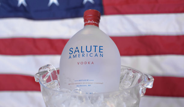Salute American Vodka Partners with Brescome	Barton, Inc. Charitable Spirit is Now	Available in Retailers across Connecticut